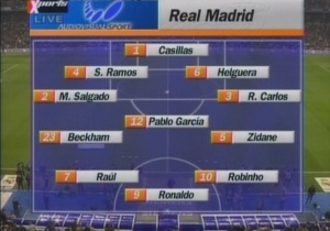 real-line-up